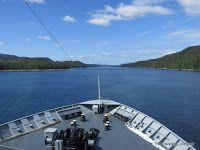 The Travelling Lindfields: The Alaska Marine Highway - Ketchikan, Wrangell, P...