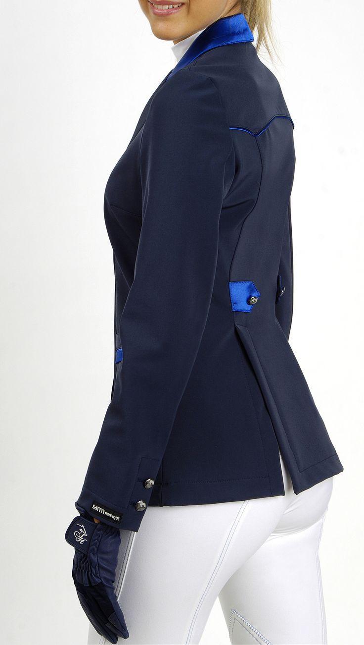 Sarm Hippique Azalea Jacket