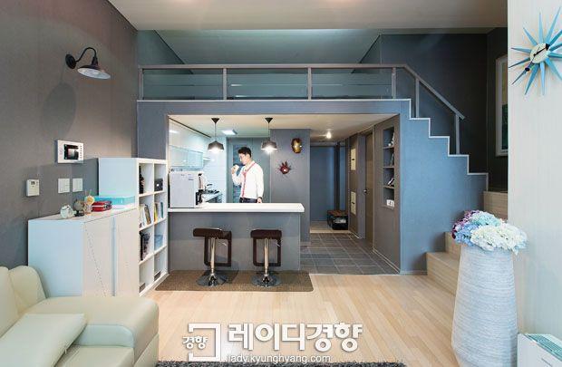나만의 공간, 싱글 하우스 인테리어| Daum라이프