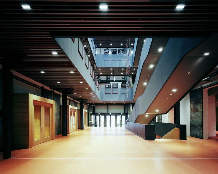 Pierre Boulez Saal concert hall, Berlin   Frank Gehry   Photo © Volker Kreidler