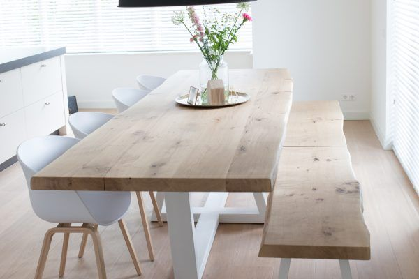 aankleding grote tafel