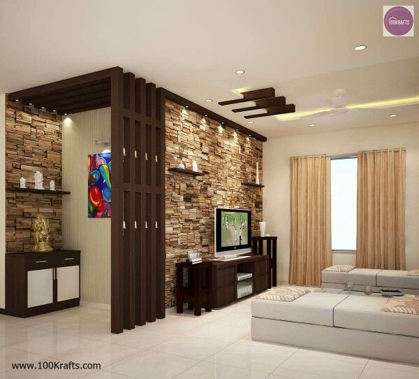Intelligently planned puja room