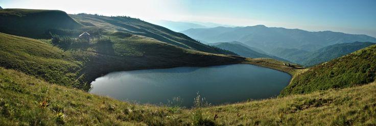 Romania, esti frumoasa: Lacul Vulturilor