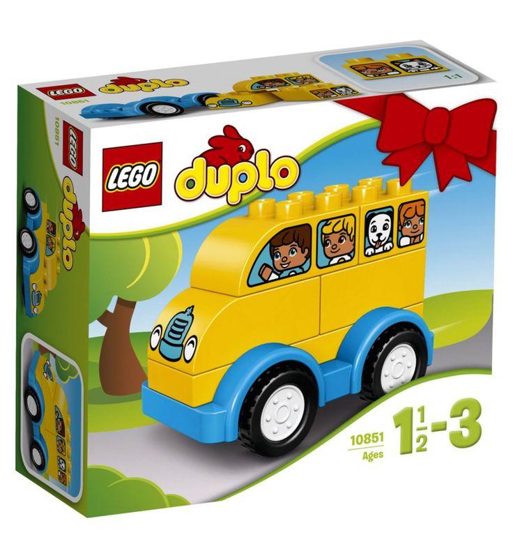LEGO Duplo - MY FIRST BUS 10851