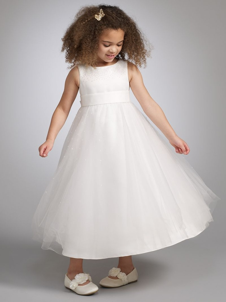 My flower girls will look gorgeous in their Fairy Bridesmaid Dresses - John Lewis