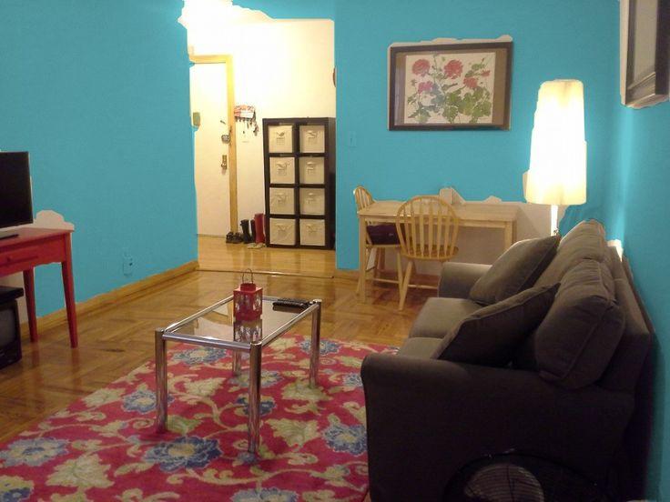 Glidden Paint - Virtual Room Painter And Paint Color Visualizer | Glidden.com--Pacific Coast Blue