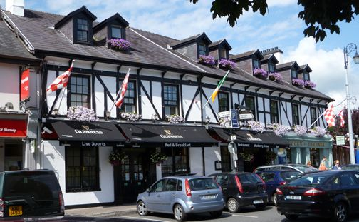 Muskerry Arms in Blarney, Co Cork