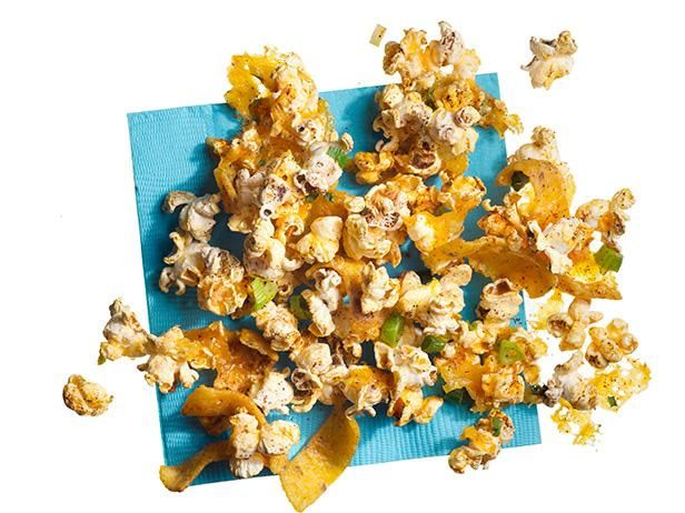 Popcorn is a whole-grain snack, naturally gluten-free and filled with nutrients. Check out the best brands to buy!Food Network, Frito Pi, Foodnetwork Com, Popcorn Ideas, Pies Popcorn, 50 Popcorn, Flavored Popcorn, 50 Flavored, Popcorn Recipes
