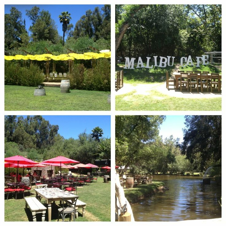 Malibu Cafe Malibu CA Amazing Grounds Take In The Scenery Food Needs