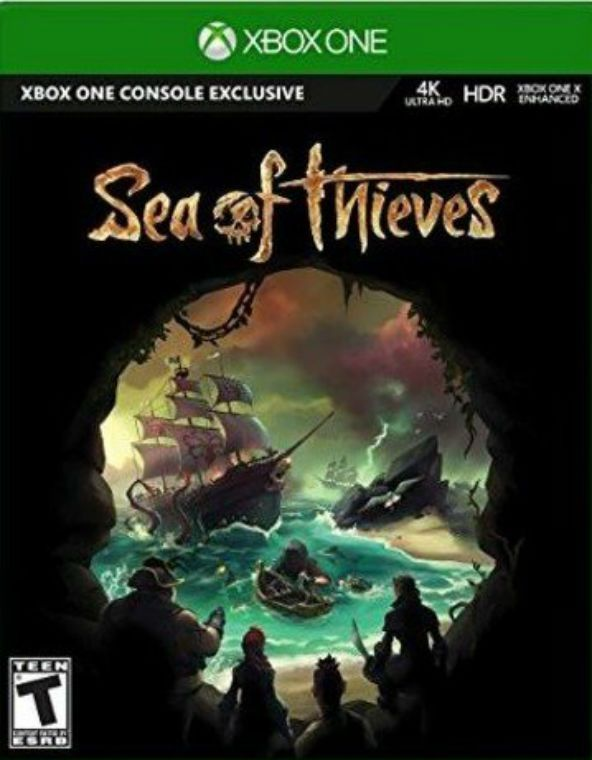 VIDEO GAME: Sea Of Thieves. BY: Rare. SERIES: PLATFORM: Xbox One