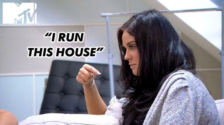 Vicky runs the geordie shore house