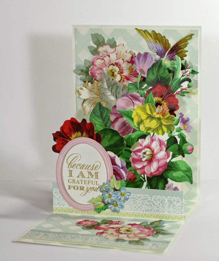 The Paper Boutique: Anna Griffin Pretty Pop-Ups All-Occasion Card Making Kit Review