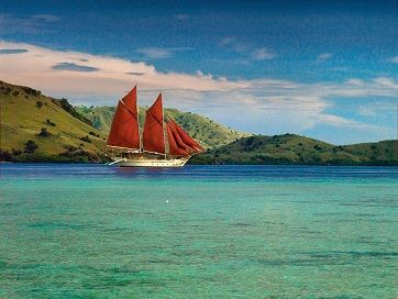 Si Datu Bua in Komodo National Park