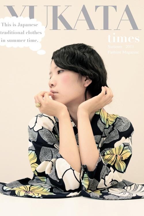 """""""Yukata Times"""", Summer, 2011"""