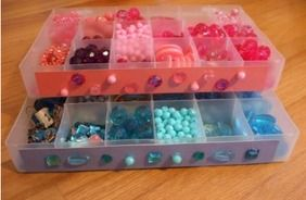Organize Your Beads with Beaded Labels  CraftStylish