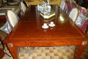 NAPOLEON III TABLE