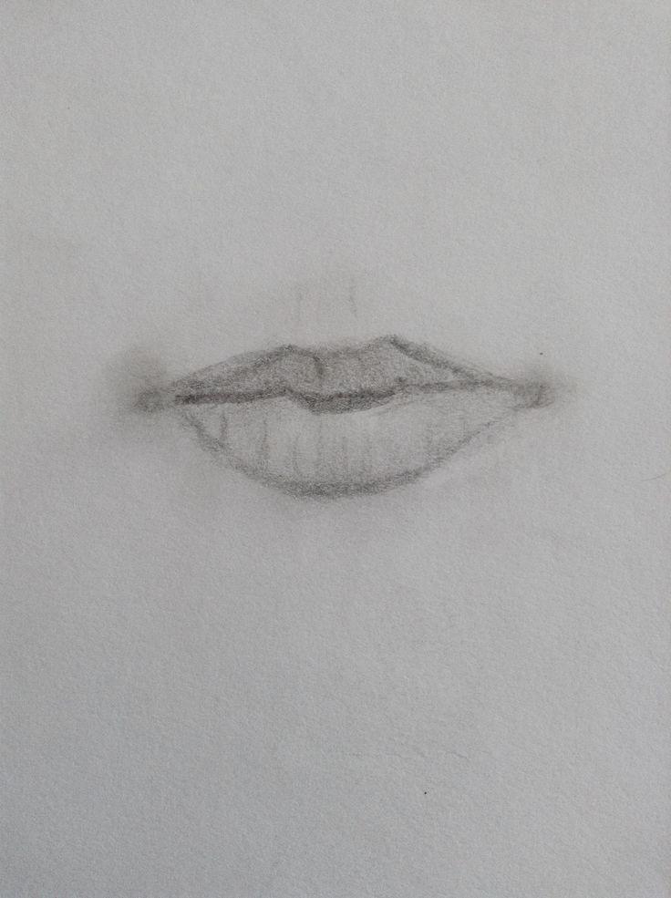 lead pencil sketch
