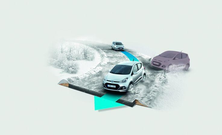 Bezpieczeństwo Systemy stabilizacji pojazdu: ESP i VSM  Elektroniczny system stabilizacji toru jazdy (ESP) monitoruje trakcję kół podczas hamowania  lub gwałtownego skrętu kierownicą, aby utrzymać samochód w torze jazdy.Natomiast system utrzymania stabilności pojazdu (VSM)koordynuje działanie  ESP i elektrycznie wspomaga układ kierowniczy lekko korygując kierownicę przy nagłych zmianach pasa ruchu.