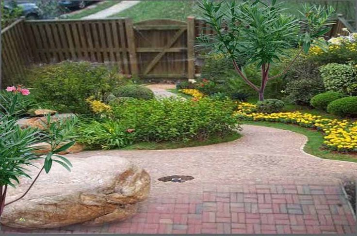 Cheap Landscaping Ideas For Back Yard | small backyard landscaping ideas » landscaping photos