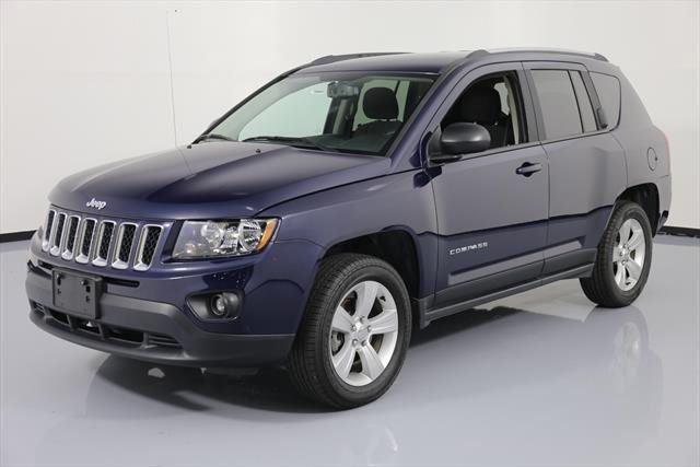 Ebay 2016 Jeep Compass 2016 Jeep Compass Sport 4x4 Auto Bluetooth