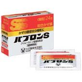 パブロンS/ブロムヘキシン塩酸塩配合 24包