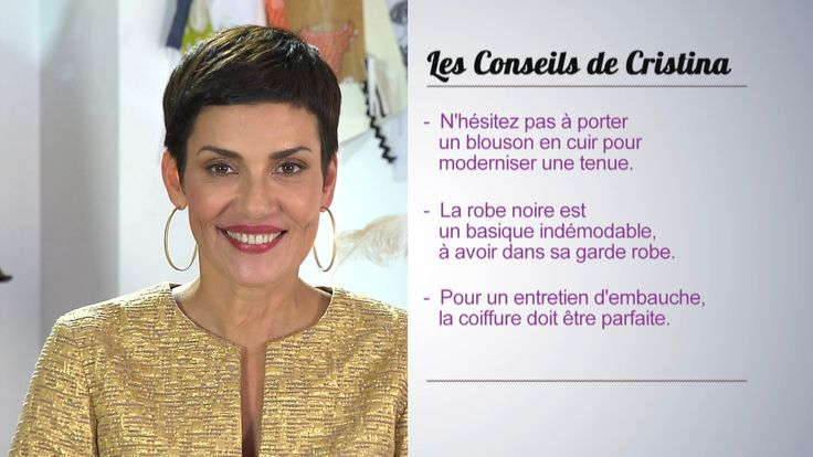 Cristina Cordula, la reine du shopping