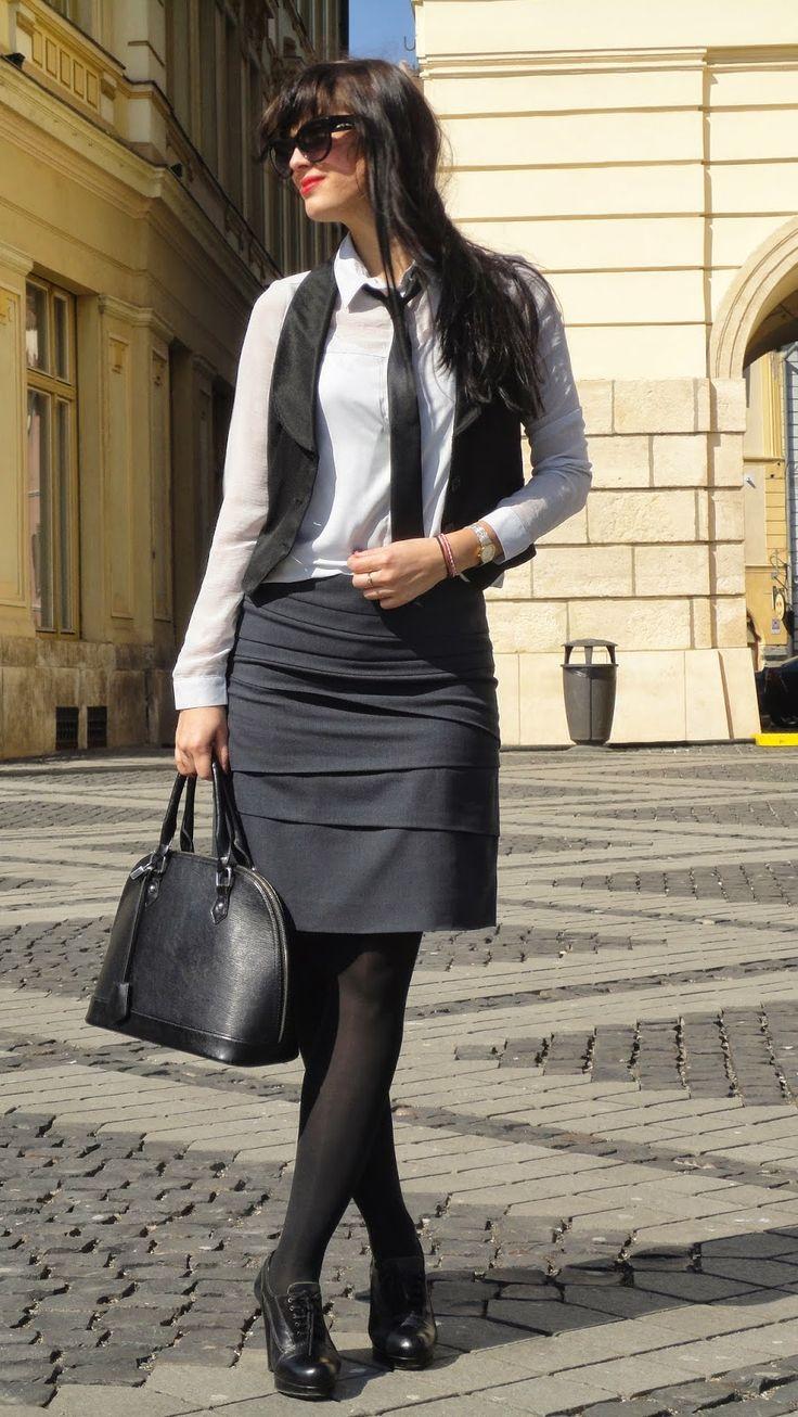 A Alexandra: OOTD: Business ideas