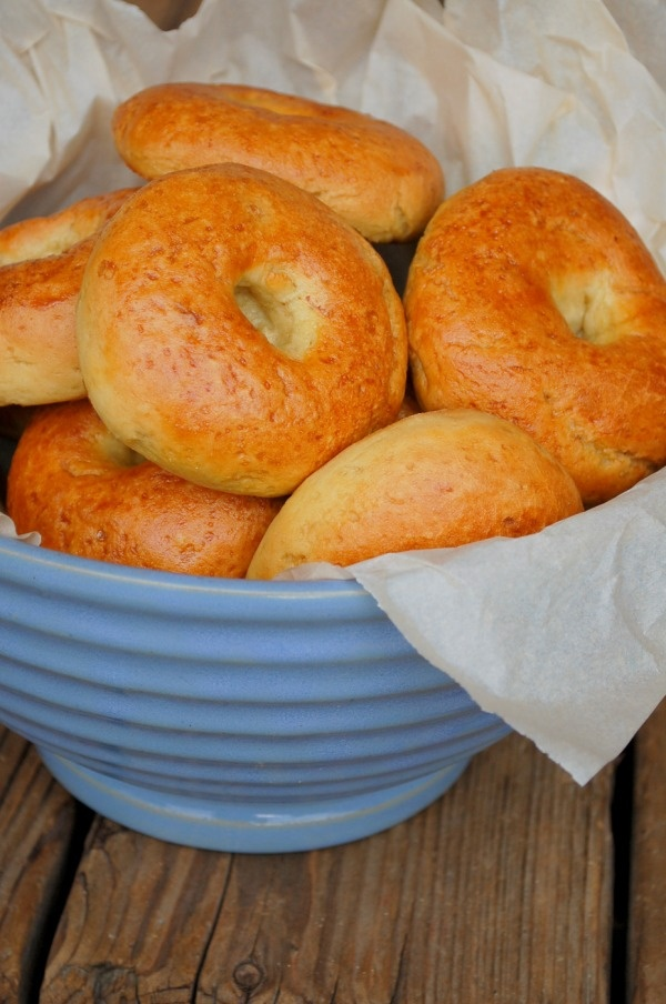 Gluten Free Bagels #glutenfree