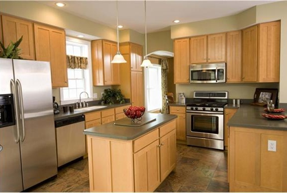 Shaker Style Cabinetry Adds Nice Dimension To Any Kitchen
