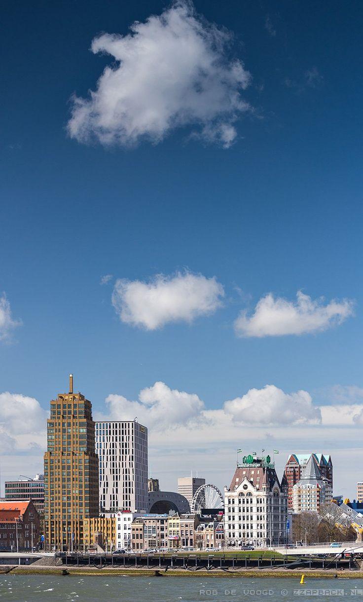 Rotterdam-maasoever