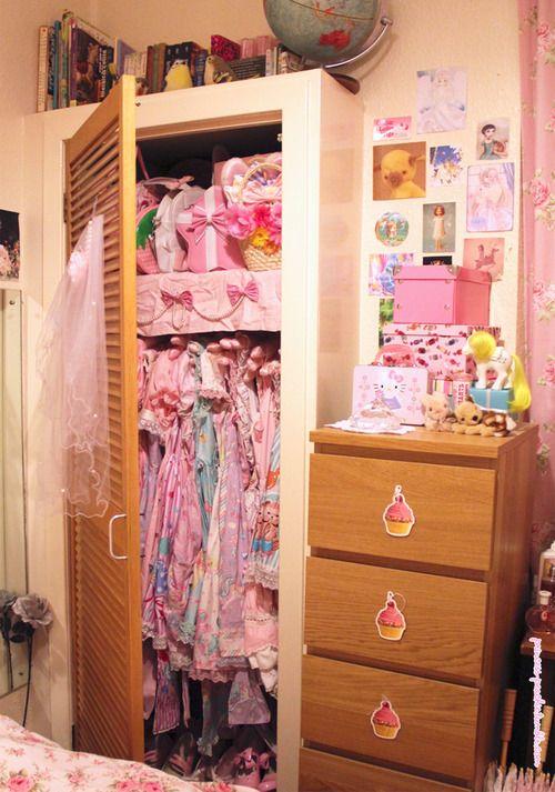 princess peachie lolita closet