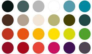 Nuancier couleurs-Fermob Luxembourg