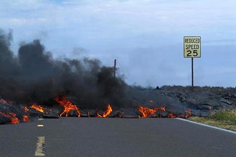 Kilauea Volcano Restarts Its Fires, Spews Strange New Ash
