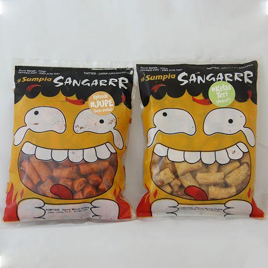 Sumpia Sangarrr | Rp 20.000