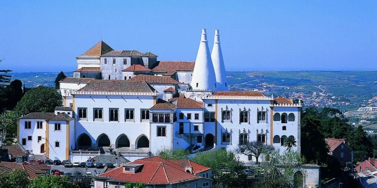 Palácio Nacional de Sintra.