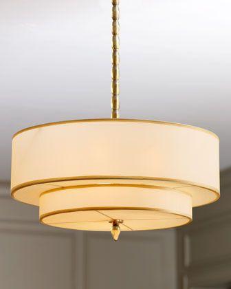 Luxo pendant - 5 60w bulbs - Horchow