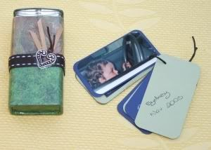 Altered Eclipse Mint tins - Page 3 - Scrap Chat & Share - Essential Baby