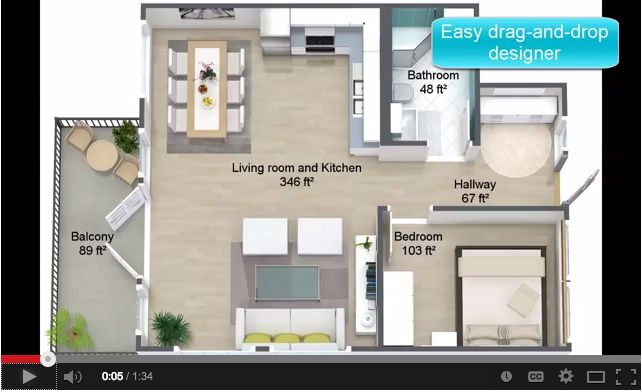 "Our NEW video tutorial to help you with our ""drag & drop"" home designer: http://youtu.be/yqlyzTezT_Q"