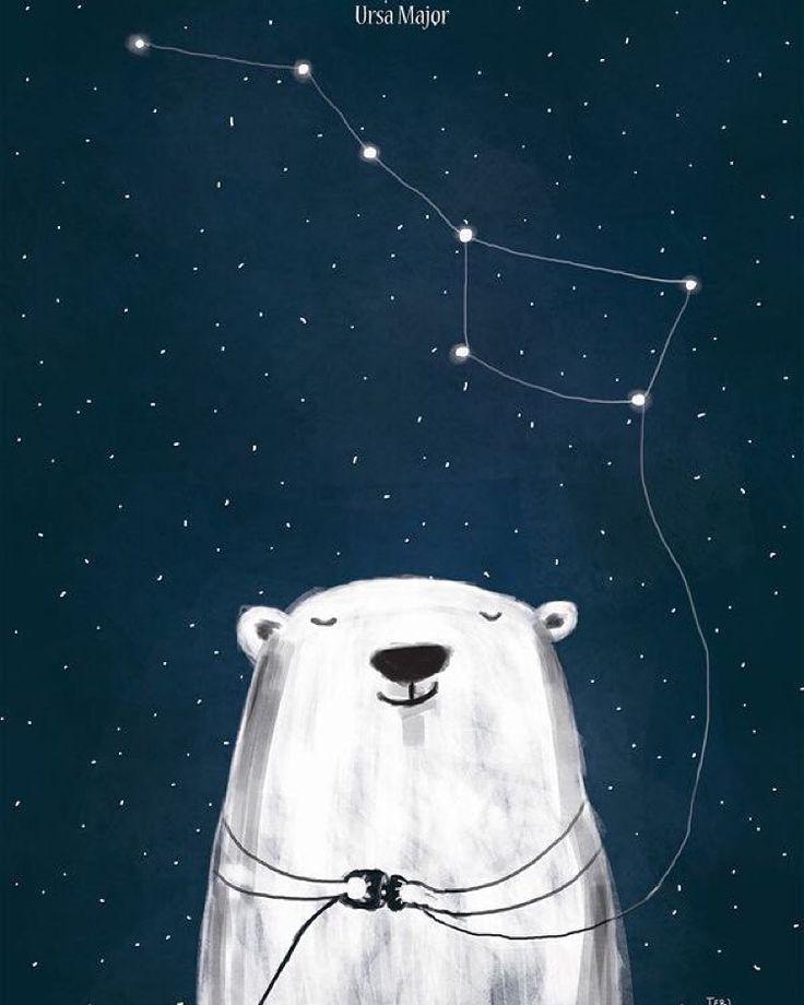 подходит картинки о том как появилась большая медведица поделитесь