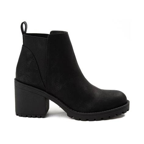 8ec51be7654 Womens Dirty Laundry Lido Ankle Boot - black - 950102