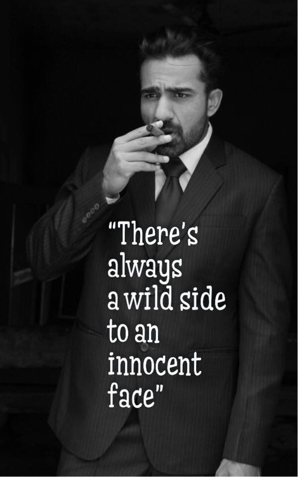 #cigar #photography #quote #formal #tie #beard #look #fashion