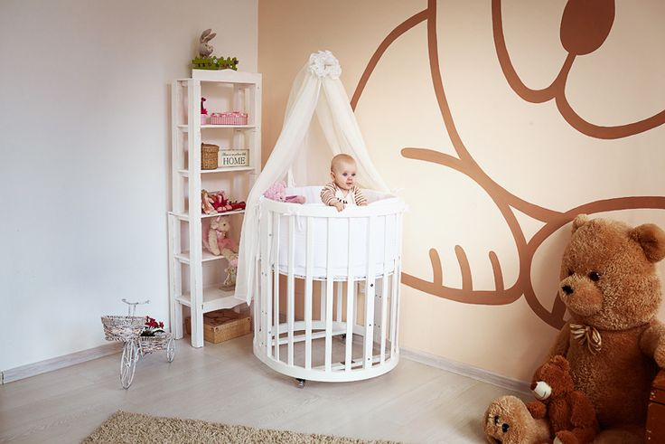 #cot #transformer#ovalbed # http://ellipsefurniture.ru/