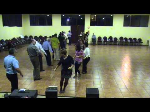 LINE DANCE - CUMBIA CRUZADA (SUPERDIVERTIDA) 27-10-12 - YouTube