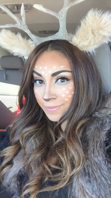 Oh Deer! #costume                                                                                                                                                     More