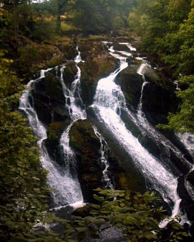 Swallow Falls - North Wales