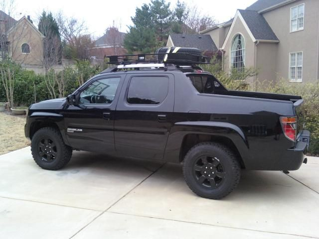 Tires & Wheels MASTER Thread__POST PICS HERE - Page 33 - Honda Ridgeline Owners Club Forums