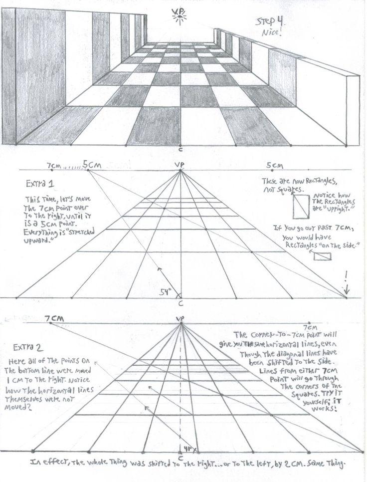 Perspective Tutorial: 1VP 5 by GriswaldTerrastone.deviantart.com on @DeviantArt