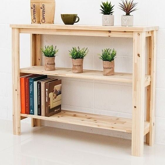 Pallet Wall Cabinets With Horizontal Storage Ideas –