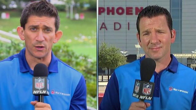 Latest on Carolina Panthers quarterback Cam Newton and Indianapolis Colts quarterback Andrew Luck's health status