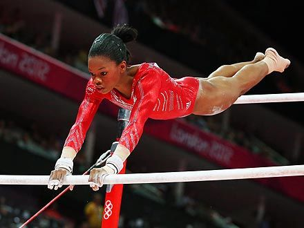 Gabrielle Douglas Makes History with Gymnastics All-Around Gold Medal!